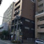 ビル側面です。