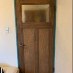 拘りの洋室ドア