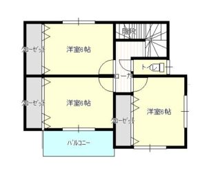 南片江2階